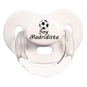 Chupete soy madridista